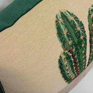 GK Furniture - Cushion, Artificial Cactus in Pot