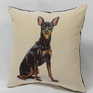 GK Furniture - Cushion, Chihuahua