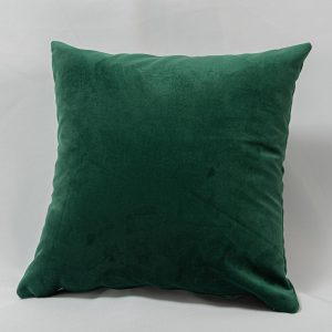GK Furniture - Cushion, Green Monochromatic Pattern